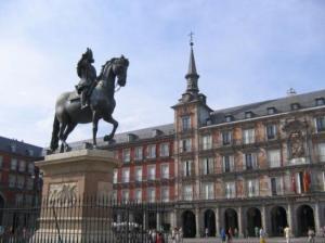 Estatua Felipe III