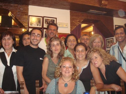 Fotos en el restaurante