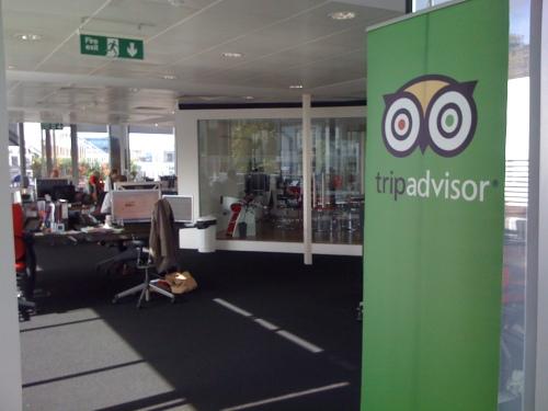 Oficina TripAdvisor Londres