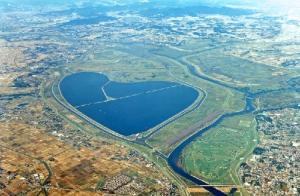 heart pond japan